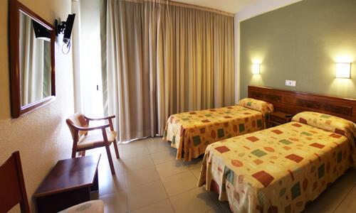 Foto de una habitación de Hotel Joya