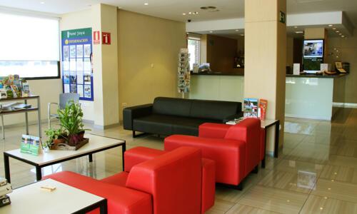 Foto de las zonas nobles de Hotel Joya