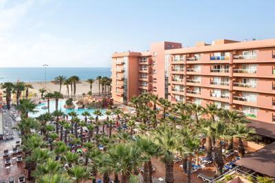 Foto degli esterni Hotel Best Roquetas
