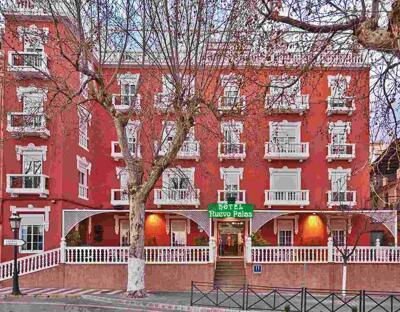 Foto del exterior de Hotel Nuevo Palas
