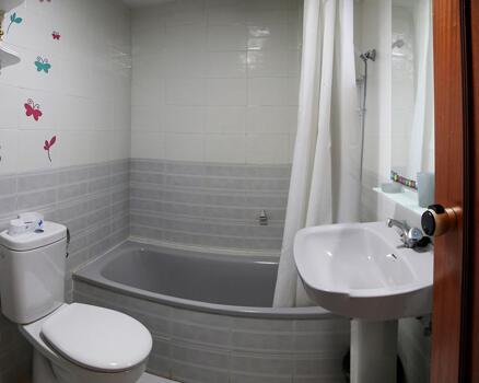 Foto del baño de Apartamentos Esmeralda