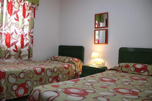 Foto de una habitación de Apartamentos Esmeralda