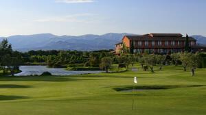 """Foto del exterior de """"Hotel Peralada Wine Spa & Golf"""""""
