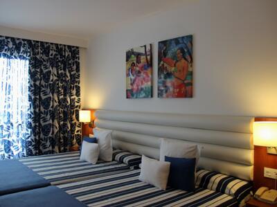 Zimmer - Hotel Tahiti Playa