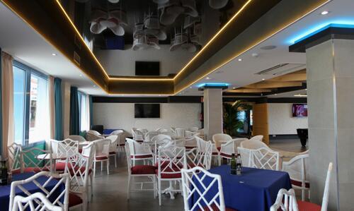 Restaurant - Hotel Alhambra