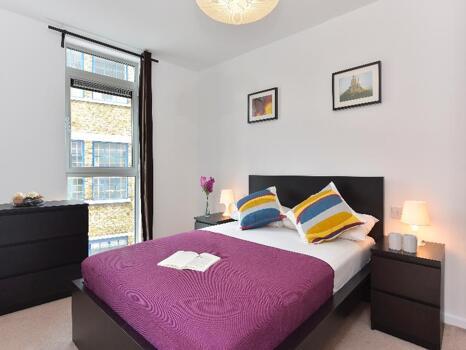 Foto de una habitación de London Bridge Apartments