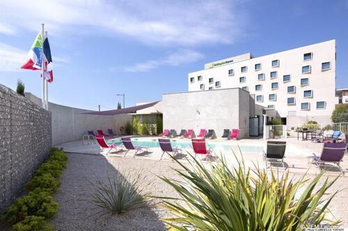 Exterior – Holiday Inn Express Montpellier - Odysseum