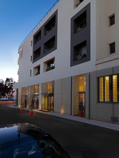 Exterior – Hotel Airotel Patras Smart
