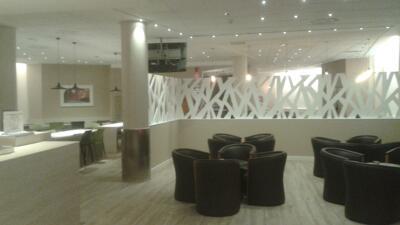 Áreas comuns - B&B Hotel Valencia Ciudad de las Ciencias