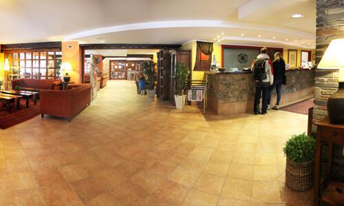 Foto de las zonas nobles de Hotel Himàlaia Soldeu