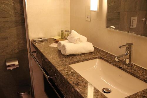 Foto del baño de DoubleTree By Hilton Hotel London Victoria