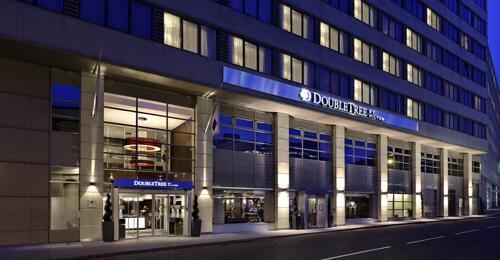 Foto del exterior de DoubleTree By Hilton Hotel London Victoria