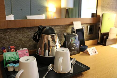 Foto de una habitación de DoubleTree By Hilton Hotel London Victoria