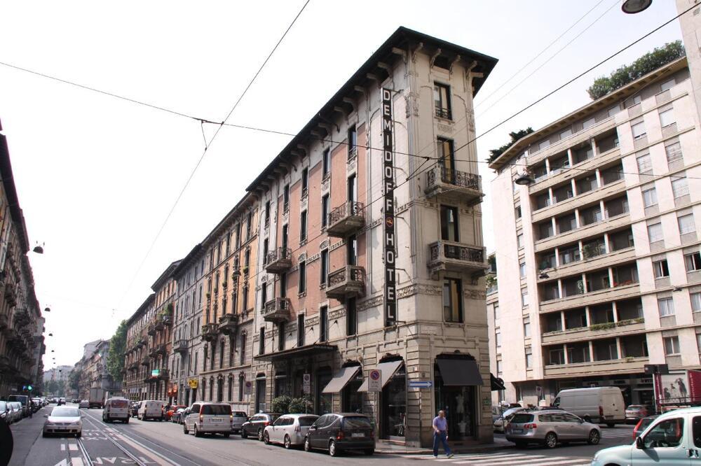 Demidoff Hotel Milano Mil 225 N Centraldereservas Com