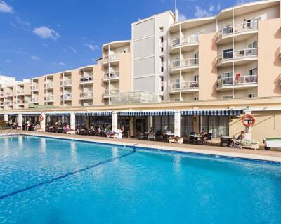 Foto del exterior de Hotel Globales Playa Santa Ponsa