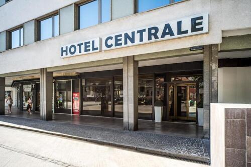 Außenansicht - Hotel Centrale
