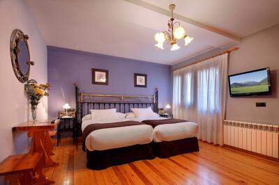Foto de una habitación de Hotel Mediodia