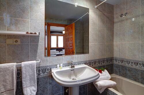Foto del baño de Hotel Mediodia