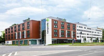 Foto do exterior - Campanile Wroclaw Centrum