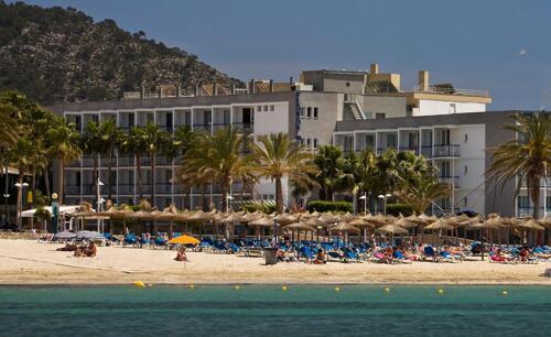 Foto del exterior de H10 Casa del Mar