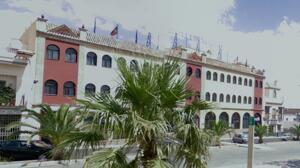 "Foto del exterior de ""Hotel Picasso"""