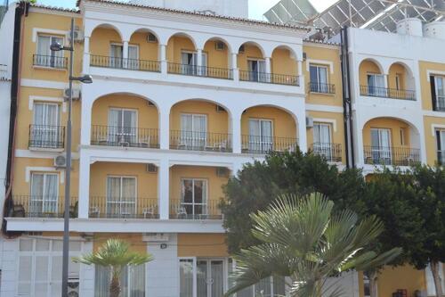 Foto del exterior de Hotel Toboso Chaparil