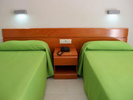 Zimmer - Hotel Safari