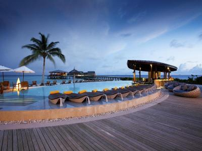 Foto do exterior - Centara Ras Fushi Resort & Spa Maldives