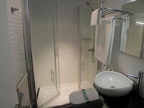 Foto del baño de Hotel Del Pui