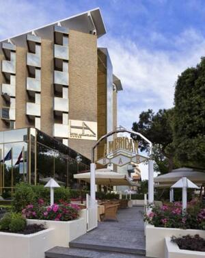 """Foto del exterior de """"Hotel Ambasciatori"""""""