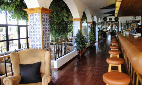 Foto area ristorante Hotel Hosteria del Mar