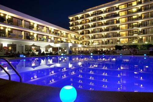 Foto del exterior de Hotel Anabel