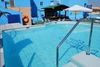 Ausstattung - Hotel Trabuco