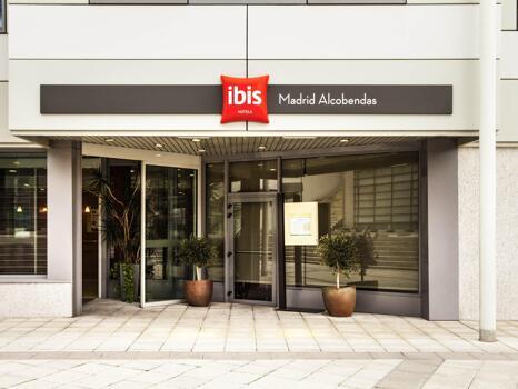 Foto do exterior - Ibis Madrid Alcobendas