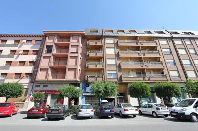 Foto del exterior de Apartamentos Cruce de L'Aínsa