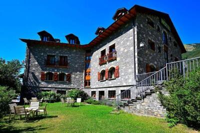 Foto degli esterni Hotel Abetos