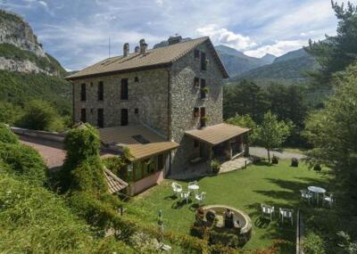 Foto del exterior de Hotel de Montaña Uson