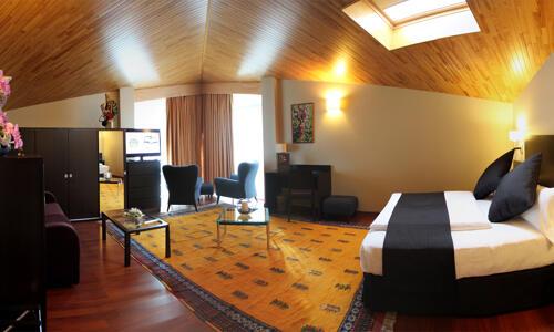 Foto de una habitación de Hotel Font D'Argent Canillo