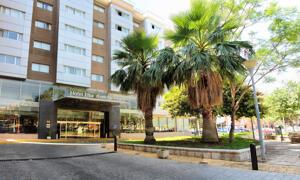"""Foto del exterior de """"Hotel Elba Almeria"""""""