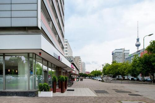 Foto del exterior de Mercure Berlin Alexanderplatz