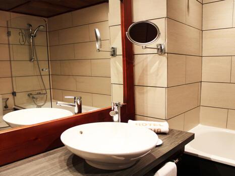 Foto del baño de Hotel Ciria