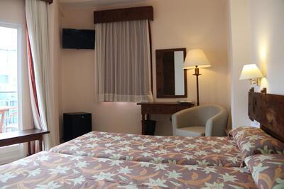 Zimmer - Hotel Lima