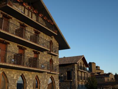 Foto del exterior de Hotel El Churrón