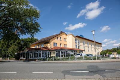 Foto degli esterni Komfort-Hotel Katerberg