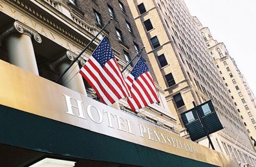 Foto do exterior - Hotel Pennsylvania