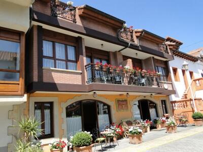 Foto del exterior de Posada La Mies