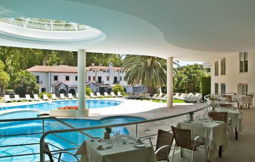 Foto do restaurante - Hotel Dos Templarios