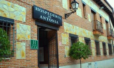 Foto del exterior de Hospedería de Antonia