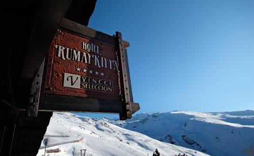 Foto degli esterni Hotel Vincci Selección Rumaykiyya