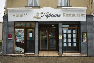 Foto del exterior de Logis Le Neptune